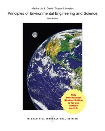 9781259060472: Principles of Environmental Engineering and Science, 3rd Edition