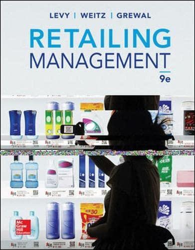 9781259060663: Retailing Management