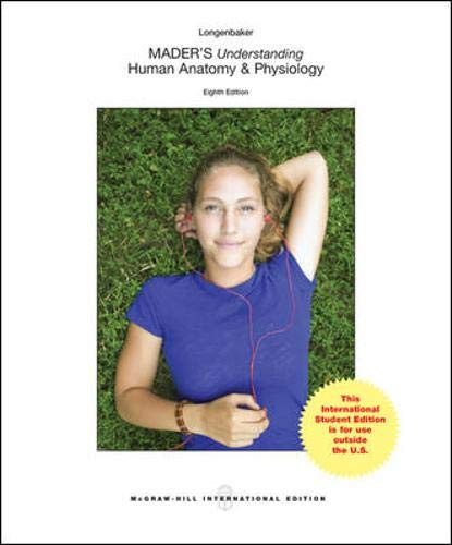 9781259060687: Mader's Understanding Human Anatomy & Physiology