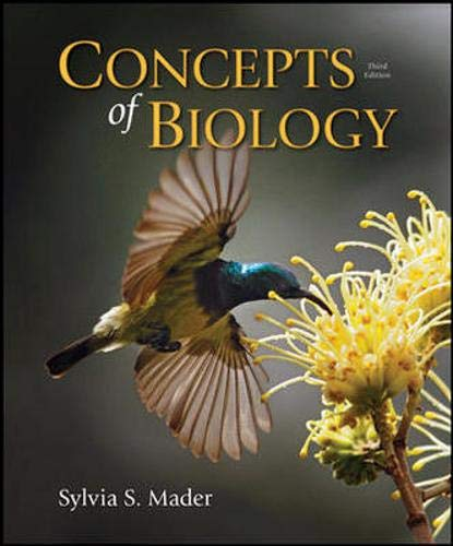 9781259060694: Concepts of Biology