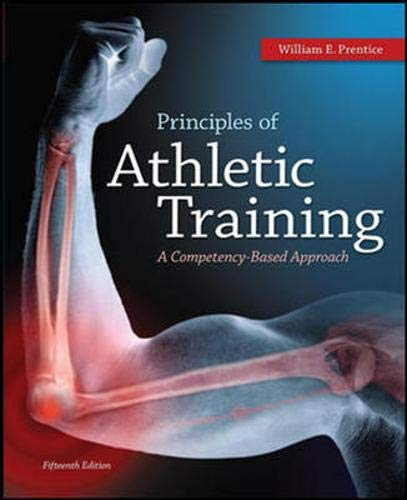 9781259060786: Principles of Athletic Training: A Competency-Based Approach