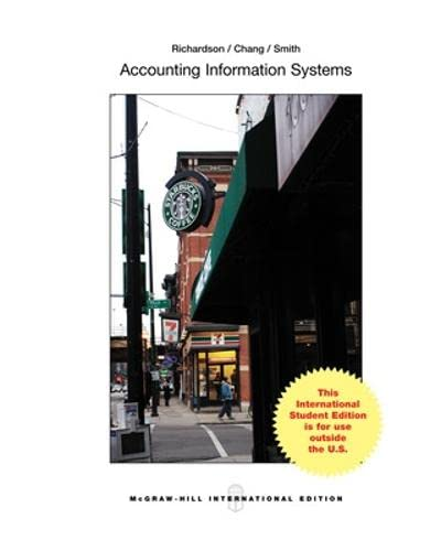 9781259060816: Accounting Information Systems