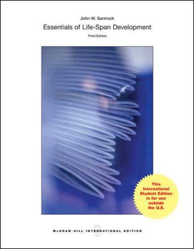 9781259060830: Essentials of Life-Span Development