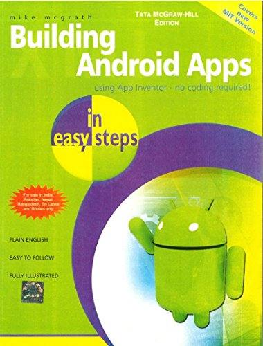 Building Android Apps in easy steps: In Easy Steps