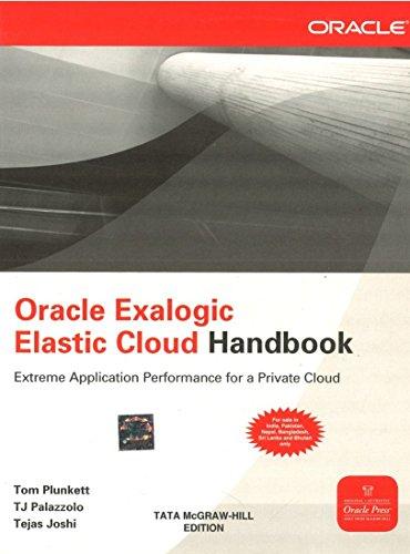 9781259061165: ORACLE EXALOGIC ELASTIC CLOUD HANDBOOK