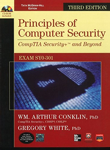 Principles of Computer Security: CompTIA Security+ and Beyond (Exam SY0-301), (Third Edition): ...