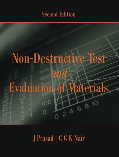 9781259061615: Non-Destructive Test and Evaluation of Materials