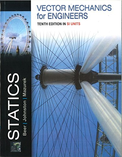9781259062698: Vector Mechanics for Engineers Statics