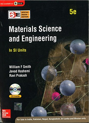 9781259062759: Material Science and Engineering in SI Units 5th Edition