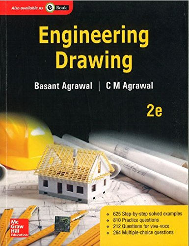 Engineering Drawing Second Edition By Basant Agrawalcm Agrawal