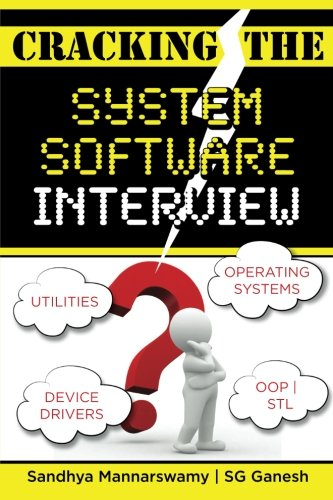 9781259063862: Cracking the System Software Interview
