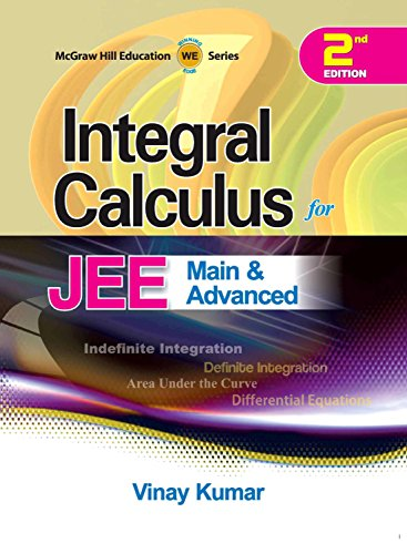 9781259064197: Integral Calculus for JEE Main and Advanced