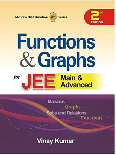 9781259064210: Functions and Graphs for JEE Mains and Advanced