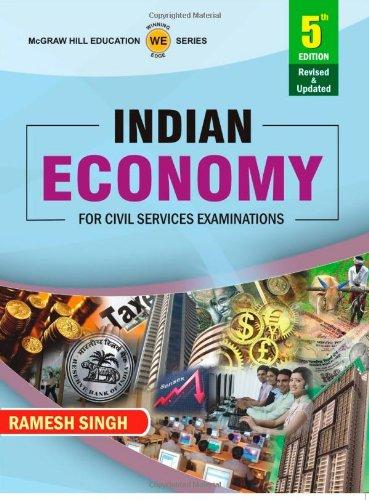 9781259064289: Indain Economy for civil services examinations