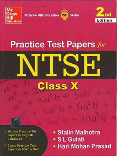 9781259064296: Practice Papers for NTSE