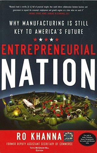 9781259064524: Entrepreneurial Nation