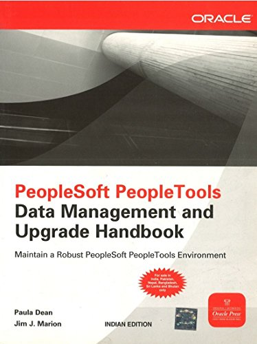 9781259064678: PeopleSoft PeopleTools: Data Management and Upgrade Handbook 1st Edition