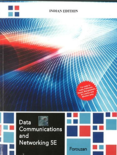 9781259064753: Data Communications and Networking, 5th ed.