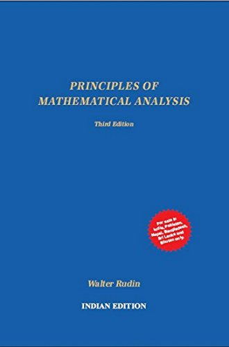 Principles Of Mathematical Analysis , 3Rd Edn: Rudin