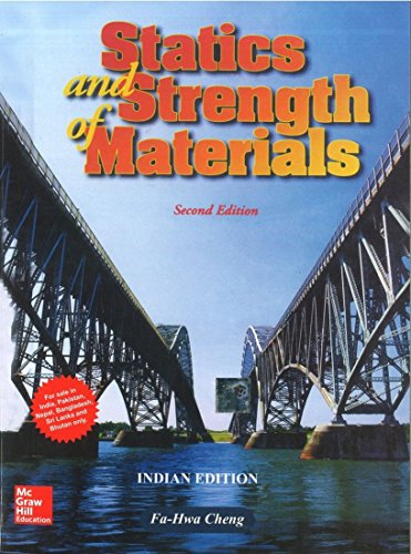 9781259064807: Statics and Strengths of Materials