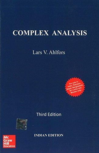 9781259064821: Complex Analysis