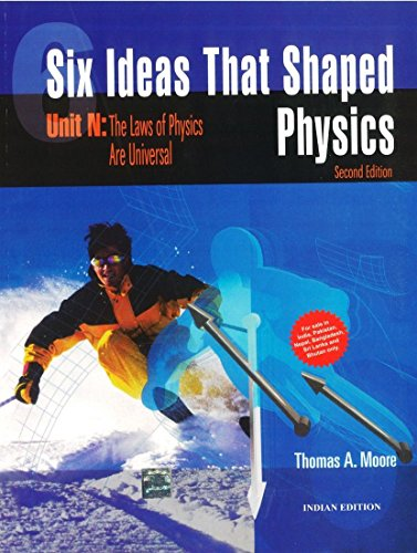 9781259064913: Six Ideas that Shaped Physics: Unit N - Laws of Physics are Universal