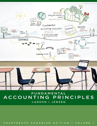 9781259066504: Fundamental Accounting Principles, Volume 1 with Connect with Learnsmart & Smartbook PPK