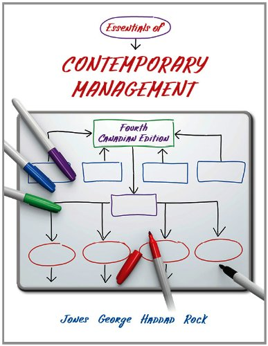 9781259066559: Essentials of Contemporary Management with Connect Access Card