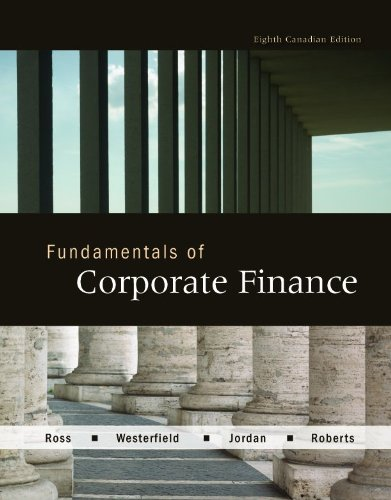 Fundamentals of Corporate Finance with Connect Access Card