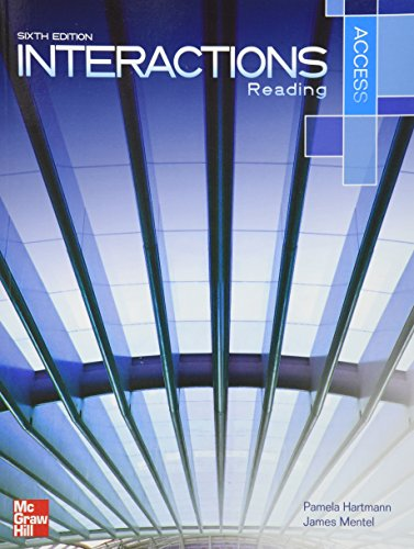 9781259070303: INTERACTIONS ACCESS READING CON CD