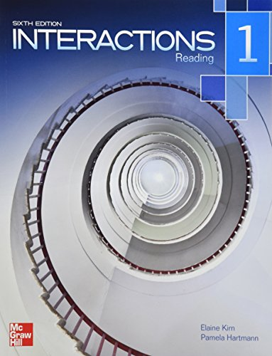 9781259070327: INTERACTIONS 1 READING CON CD