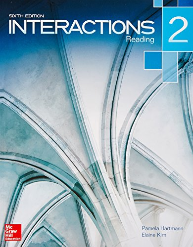 9781259070334: Interactions 2 Reading Student Book Plus