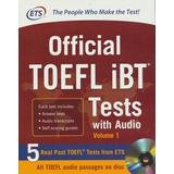 9781259070990: The Official TOEFL iBT Tests Vol. 1 (Book + CD) (McGraw-Hills TOEFL iBT)(Chinese Edition)