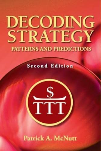 9781259071065: Decoding Strategy - Patterns & Predictions