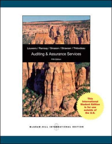 9781259071201: Auditing and Assurance Services with ACL CD