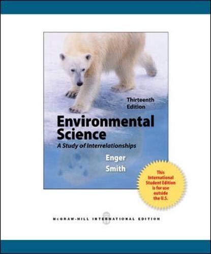 9781259071584: Environmental Science