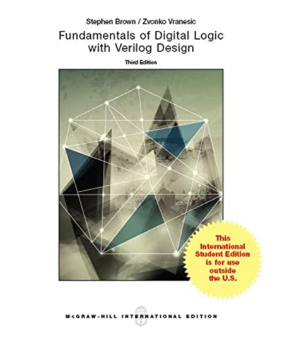 9781259072031: Fundamentals of Digital Logic with Verilog Design