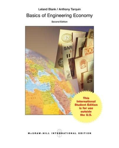 Basics of Engineering Economy: Blank
