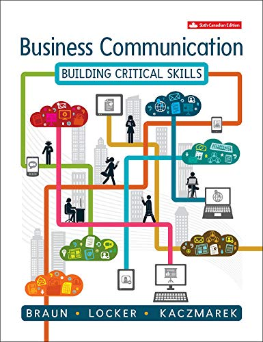 9781259089091: Business Communication: Building Critical Skills
