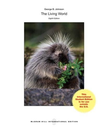 9781259094880: The Living World (Int'l Ed)