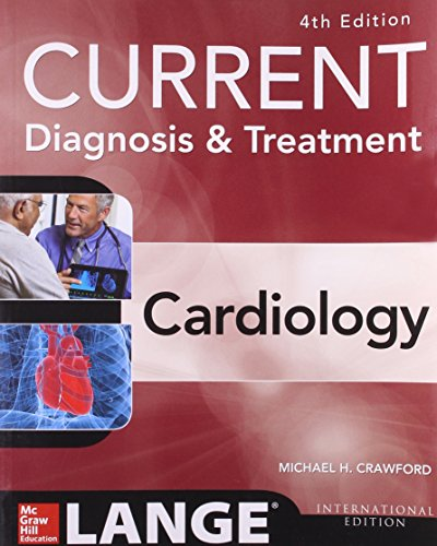 9781259095320: Current Diagnosis And Treatment Cardiology, 4e