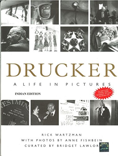 9781259097058: Drucker : A Life in Pictures