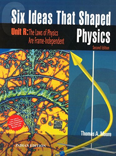 Six Ideas that Shaped Physics: Unit R- The Laws of Physics are Frame (1259097102) by Thomas A. Moore