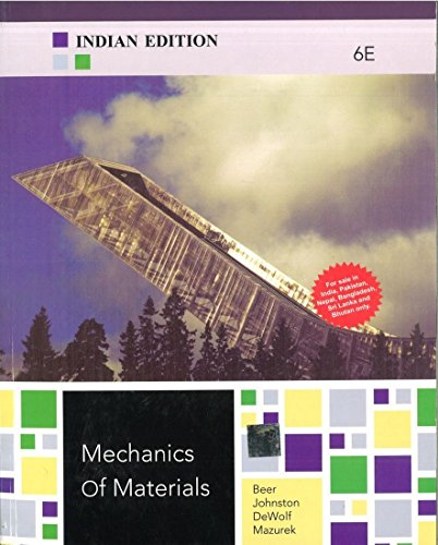 9781259097171: Mechanics of Materials
