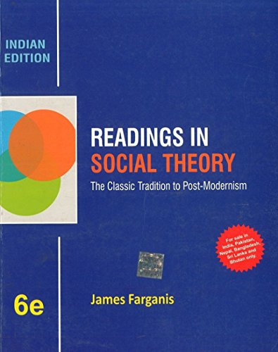 9781259097195: Readings in Social Theory: The Classic Tradition to Post-Modernism