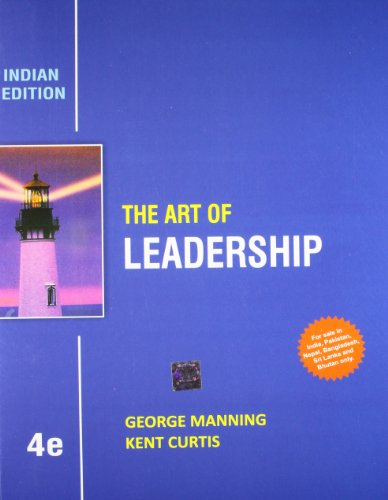9781259097256: The Art of Leadership, 4e, Indian Edition