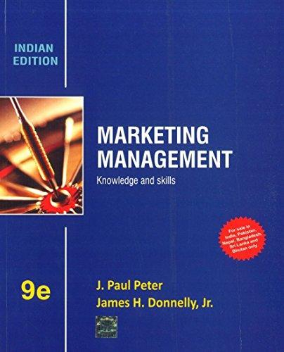 9781259097300: Marketing Management