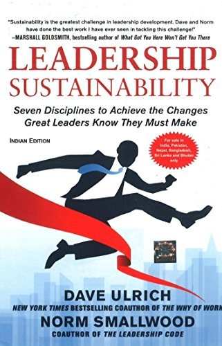 9781259097317: Leadership Sustainability