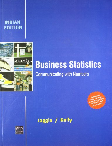 9781259097386: Business Statistics: Communicating with Numbers