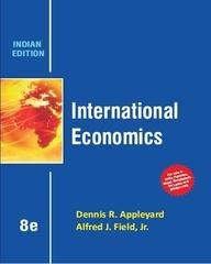 9781259097423: International Economics